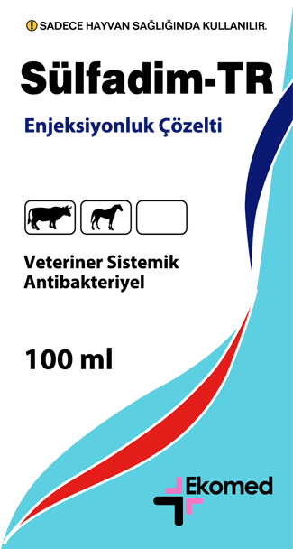 Sülfadim-TR, veterinary systemic antibacterial.